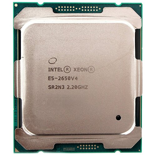 Фото - Процессор Intel Xeon E5-2650 v4, OEM процессор для серверов intel xeon e5 2650 v4 2 2ггц [cm8066002031103s]