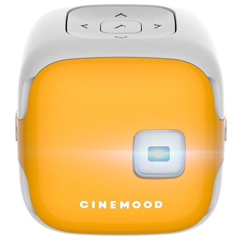 Фото - Карманный проектор CINEMOOD ДиаКубик карманный проектор vivibright l1 жёлтый белый
