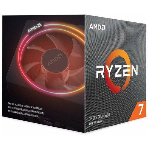 Процессор AMD Ryzen 7 3700X, BOX процессор amd ryzen 7 3700x 100 000000071 oem