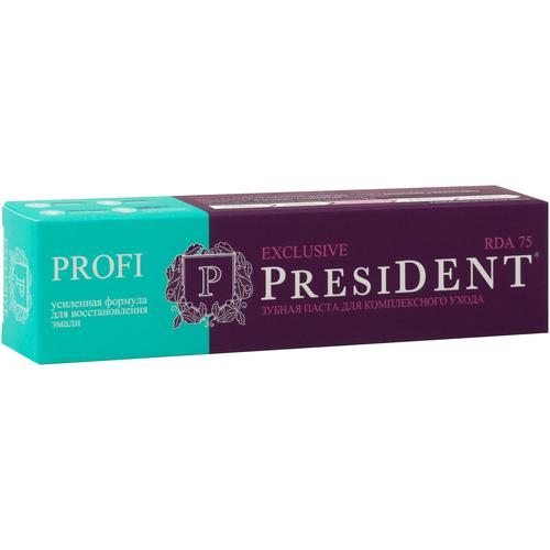Купить Зубная паста PresiDENT Profi Exclusive, 50 мл