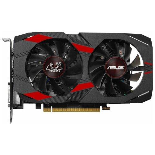 Видеокарта ASUS Cerberus GeForce GTX 1050 Ti OC 4GB (CERBERUS-GTX1050TI-O4G), Retail