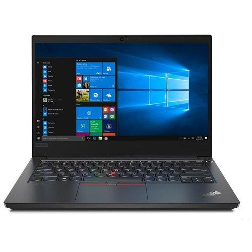 "Ноутбук Lenovo ThinkPad E14 (Intel Core i5 10210U 1600MHz/14""/1920x1080/8GB/512GB SSD/DVD нет/Intel UHD Graphics/Wi-Fi/Bluetooth/Windows 10 Pro) 20RA001XRT черный"