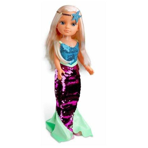 Кукла Famosa Нэнси русалочка, 42 см