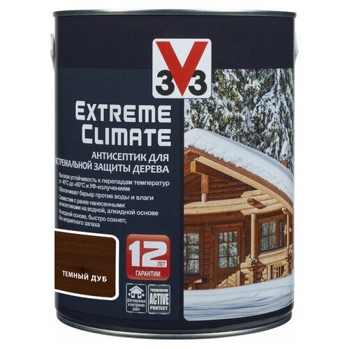 V33 Extreme Climate темный дуб 2.5 л