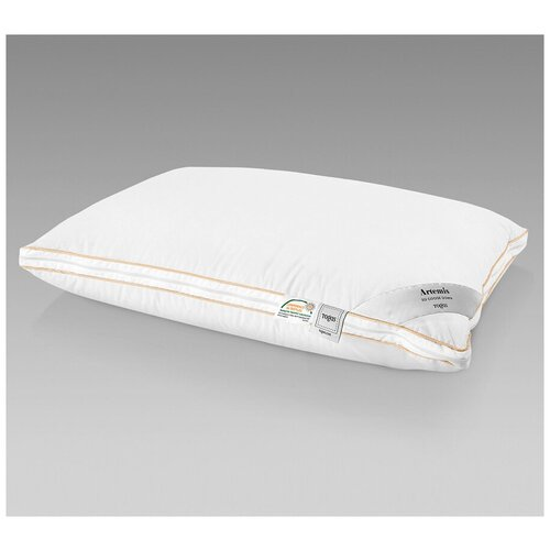 Подушка Togas Артемис 50 х 70 см белый