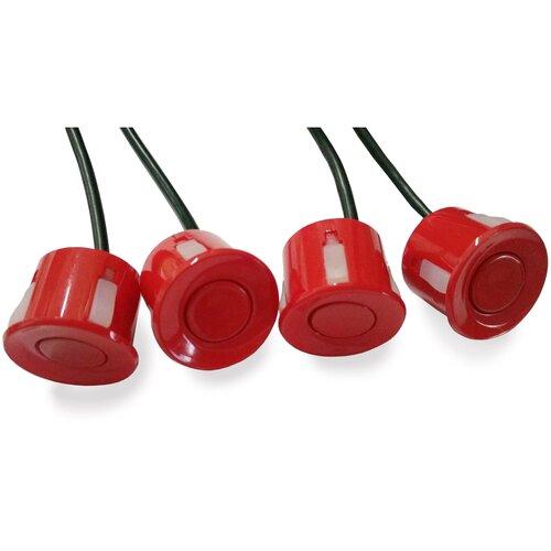 Парктроник AVS PS-22 red