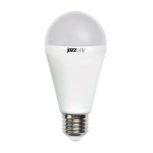 Фото - Светодиодная лампа груша Лампа PLED- SP A60 15w 3000K E27 230/50 Jazzway лампа светодиодная jazzway pled g4