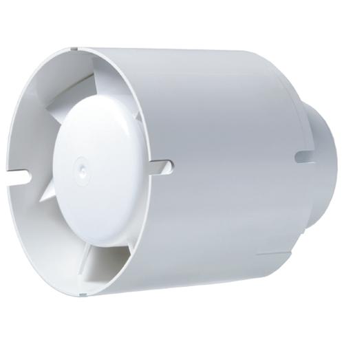 Вентилятор канальный Blauberg Tubo 100 T (таймер) канальный вентилятор blauberg turbo 200 серый