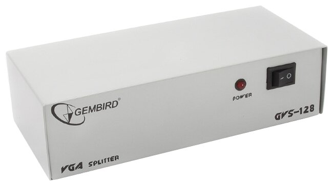 Сплиттер Gembird GVS-128