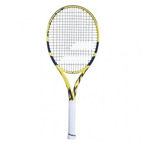 Ракетка для тенниса Babolat Pure Aero Lite, 2 ручка babolat ракетка для большого тенниса babolat pure strike team размер 3