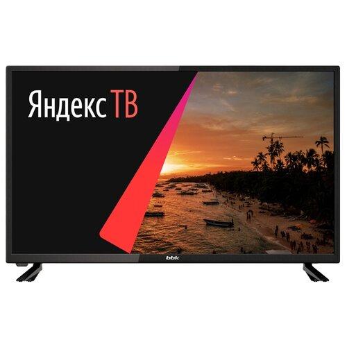Фото - Телевизор BBK 32LEX-7254/TS2C 32 (2020) на платформе Яндекс.ТВ, черный bbk 32lex 7270 ts2c 32 черный
