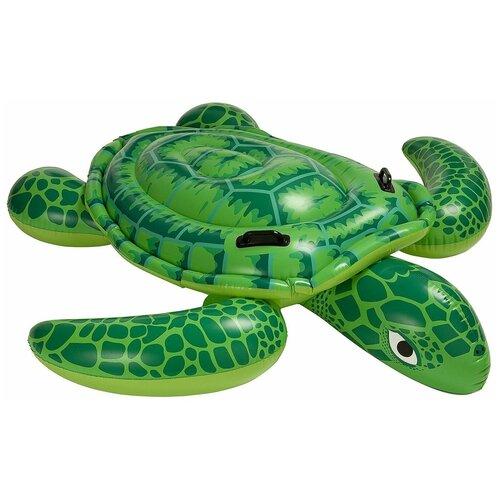 Фото - Надувная игрушка-наездник Intex Морская черепаха Лил 57524 зеленый игрушка наездник надувная intex черепаха с ручками intex 191х170 от 3 лет 57555