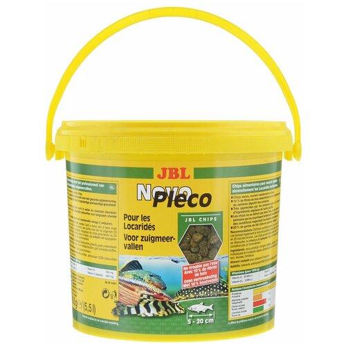 Фото - Сухой корм для рыб JBL NovoPleco, 2.9 кг сухой корм для рыб jbl novopleco 53 г