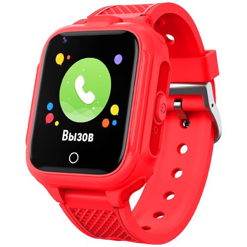 Фото - Детские умные часы GEOZON 4G Plus, red geozon g kids 4g plus red g w14red