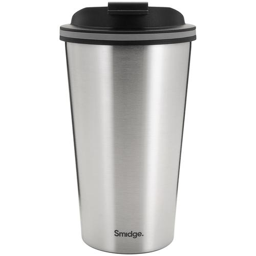 Термокружка Smidge SMID12, 0.355 л steel