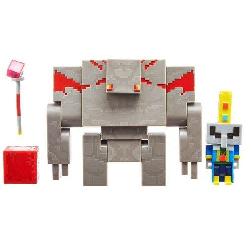 Фигурки Mattel Minecraft Подземелье GND37