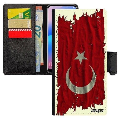 Чехол книжка на смартфон Samsung Galaxy A10,