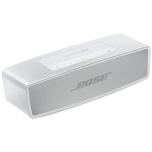 Портативная акустика Bose SoundLink Mini II Special Edition, luxe silver