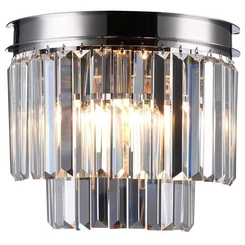 Настенный светильник Newport 31101/A nickel, 120 Вт настенный светильник newport 3361 a nickel 60 вт