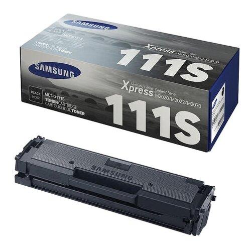 Картридж лазерный SAMSUNG (MLT-D111S) SL-M2020/M2020W/M2070/M2070W, оригинальный, ресурс 1000 стр., SU812A