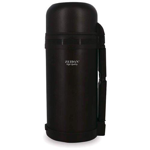 Классический термос Zeidan Z-9079, 1.2 л черный