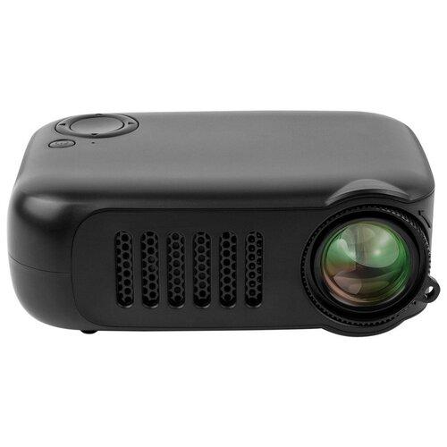 Фото - Карманный проектор Rombica Ray Mini Black карманный проектор vivibright l1 жёлтый белый