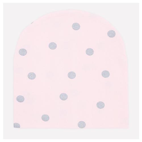 Купить Шапка crockid размер 54-56, персиково-розовый/горошек к285, Головные уборы