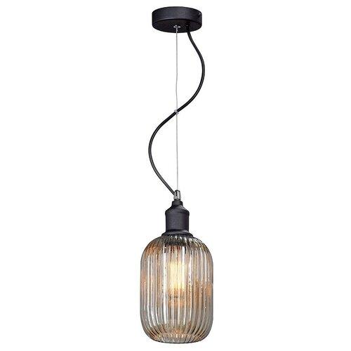 Фото - Светильник Vitaluce V4843-1/1S, E27, 40 Вт, кол-во ламп: 1 шт., цвет арматуры: черный светильник vitaluce v4849 1 1s e27 40 вт