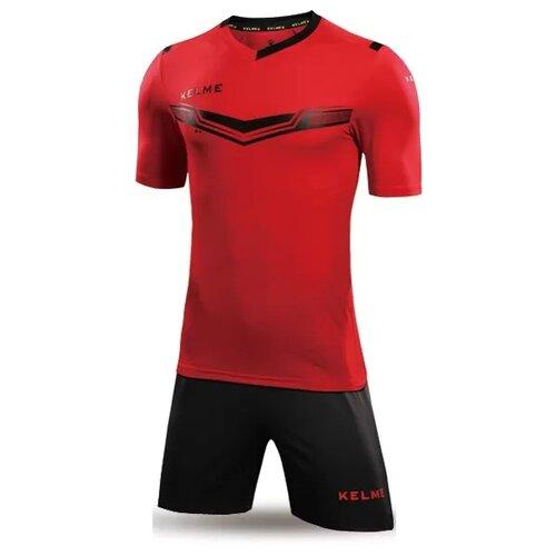 Спортивный костюм Kelme размер 120, красно-черный