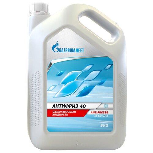 Антифриз Газпромнефть Антифриз 40 5 кг