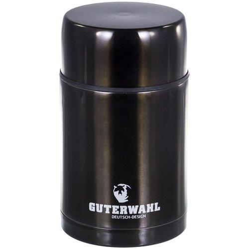 Термос для еды Guterwahl Keep warm 120-26028, 0.75 л коричневый