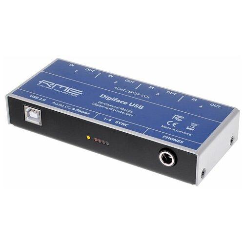 Внешняя звуковая карта RME Digiface USB