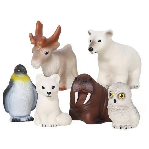 Фигурки Весна Животные Арктики и Антарктики B3467