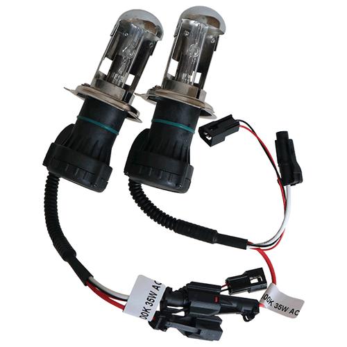 Автомобильный ксенон H4 к-т 2 шт.(5000K 35W AC)