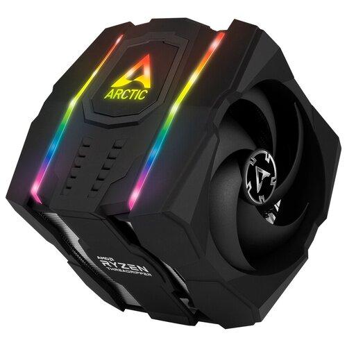 Кулер для процессора Arctic Freezer 50 TR серебристый/черный/RGB недорого