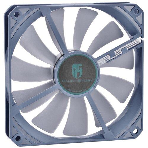 Вентилятор для корпуса GamerStorm GS120 синий/белый 1 шт.