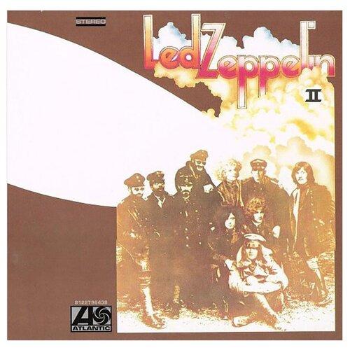 Фото - Led Zeppelin – Led Zeppelin II. Deluxe Edition (2 LP) cd led zeppelin ii deluxe edition
