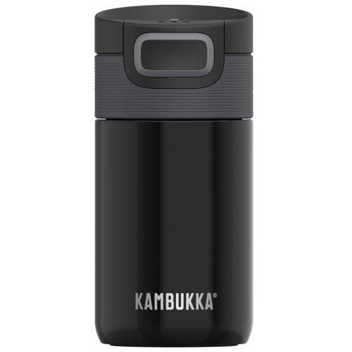 Термокружка Kambukka Etna Pitch Black, 0.3 л pitch black