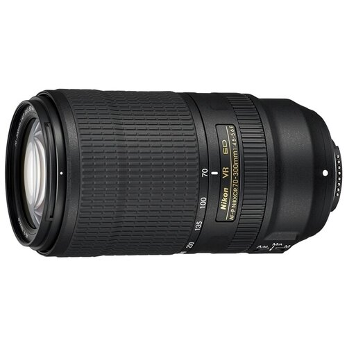 Фото - Объектив Nikon 70-300mm f/4.5-5.6E ED VR AF-P Nikkor объектив nikon af s nikkor 500mm f 5 6e pf ed vr