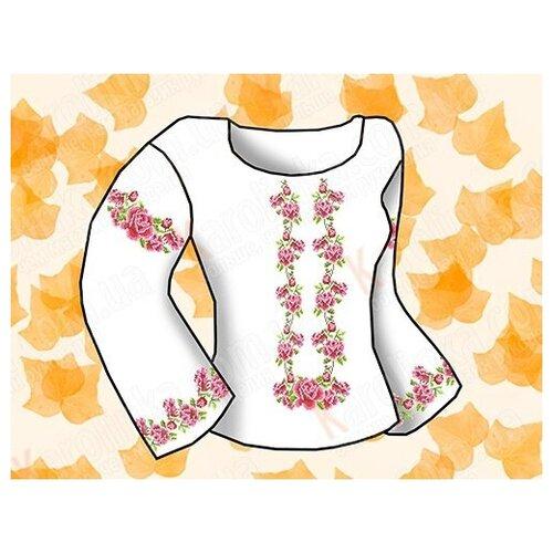 Заготовка для сорочки «Каролинка» КБФ 12 фото