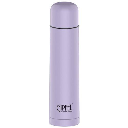 Классический термос GIPFEL Adelina, 1 л фиолетовый