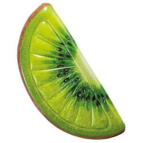 Матрас Intex Киви 85x178 см зеленый