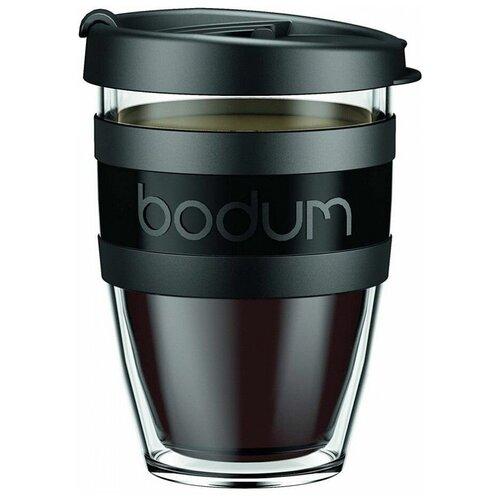 Термокружка Bodum Joycup, 0.3 л black