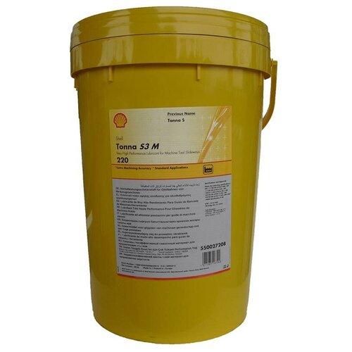 Циркуляционное масло SHELL Tonna S3 M 220 20 л
