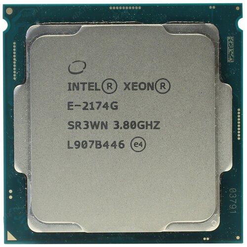 Процессор Intel Xeon E-2174G, OEM