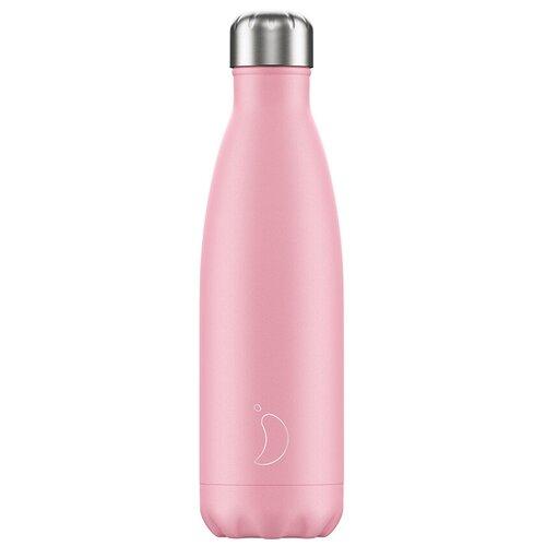 Термобутылка Chilly's Pastel, 0.5 л pink
