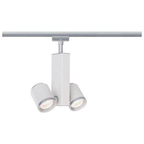 Трековый светильник-спот Paulmann TecLED 95211, 13 Вт, 2 лампы недорого