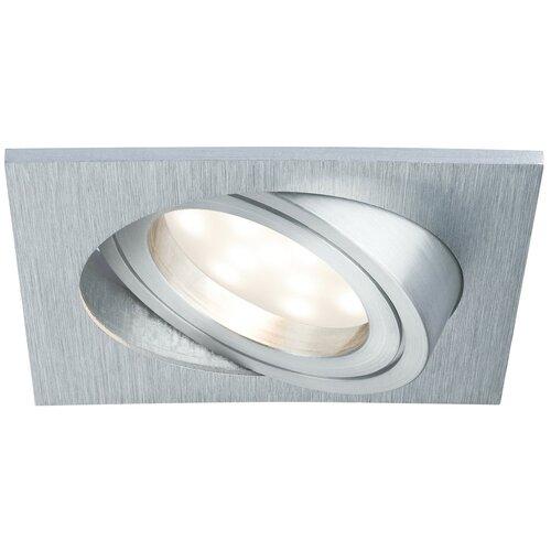 Встраиваемый светильник Paulmann 93972 3 шт. встраиваемый светильник paulmann 92704 3 шт