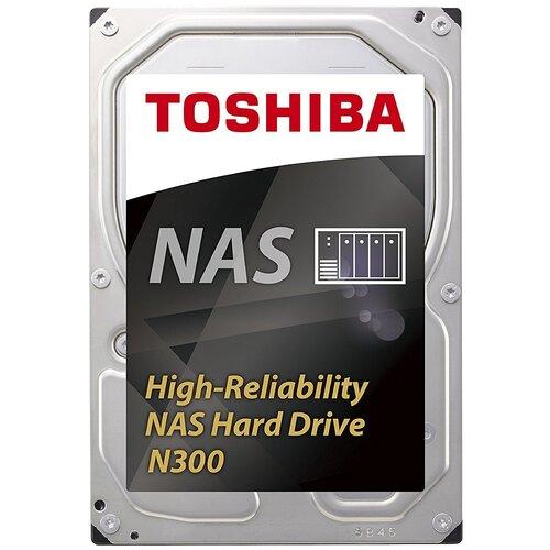 Жесткий диск Toshiba 6 TB HDWN160UZSVA жесткий диск toshiba 4 tb hdwt140uzsva серебристый