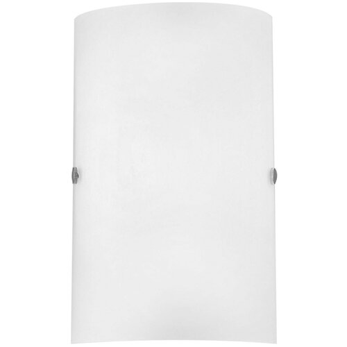 Настенный светильник Eglo Troy 3 85979, E14, 60 Вт, кол-во ламп: 1 шт., цвет арматуры: никель, цвет плафона: белый светильник eglo 83204 troy